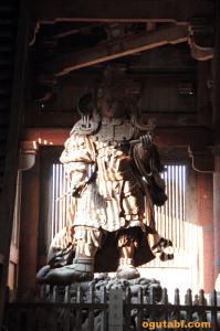 東大寺の廣日天