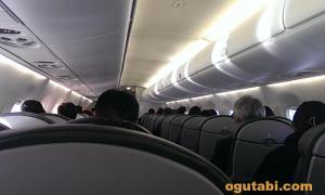 JAL E170客室