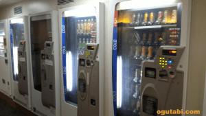 新日本海フェリ あざれあ 自販機