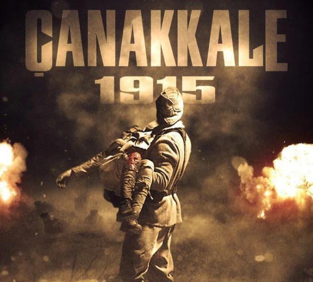 """Çanakkale 1915″Fragman"""""""