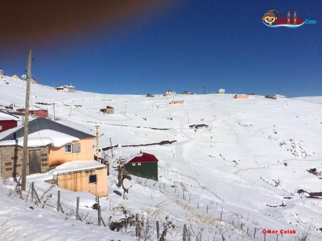 2018 Kış Kadırga Yayla Fotoğrafları