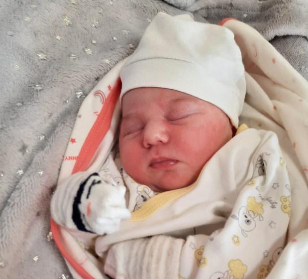 Hoşgeldin İkranur Bebek