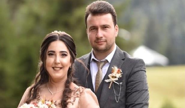 Bayram Yasin Dübüş & Esra Saraç Nişanlandı