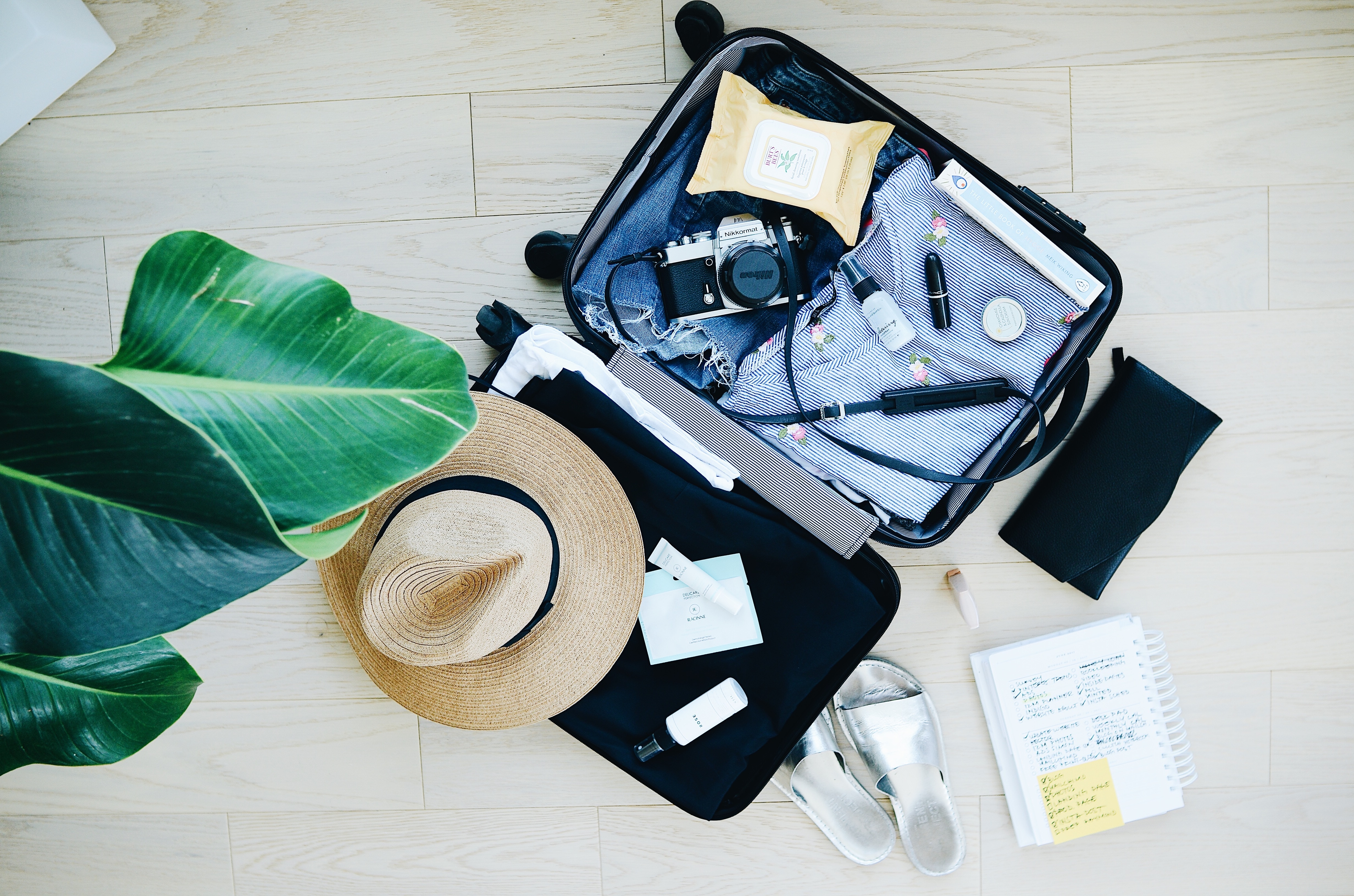 Packing Checklist To Help You Pack For The Kids In Seconds