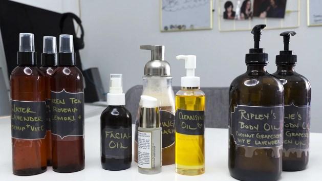 Homemade Skincare