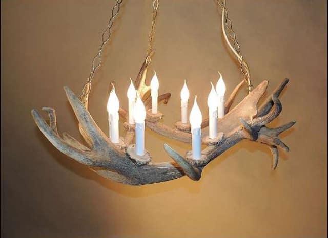 Kronleuchter Geweih ~ Hirschgeweih lampe geweihmöbel von oh my deer oh my deer