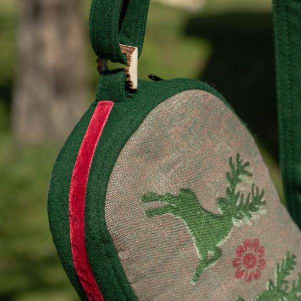 omd, oh my deer, forkl, johannes forkl, trachtentasche, exklusive trachtentasche, loden trachtentasche, handarbeit, trachtentasche handarbeit, traditionelle trachtentasche österreich, trachtentasche hirsch, trachtentasche handgefertigt österreich, , trachtige tasche, hochwertige trachtentasche, , hirschleder trachtentasche