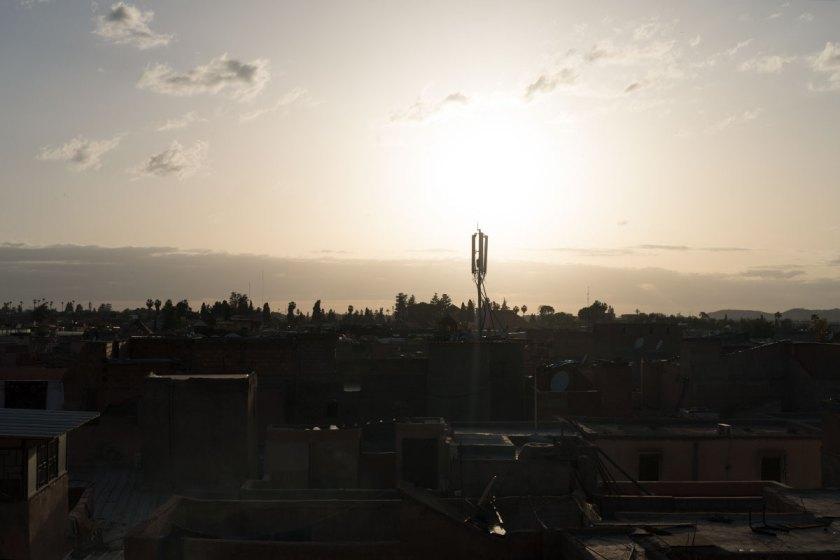 Wochenende in Bildern. Marrakesch.