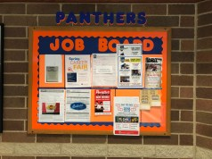 Panther Job Board at Oswego High School