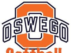 Oswego High School Softball Logo