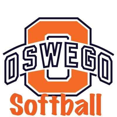 Oswego High School Softball Logo
