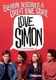 Movie poster for Love, Simon