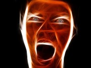 iRate Red Angry Face