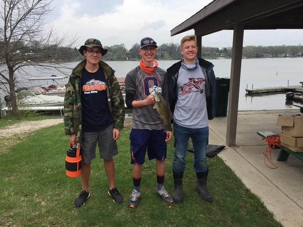 OHS Bass Fishing Team