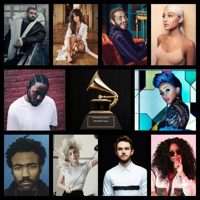 2019 Grammy Predictions