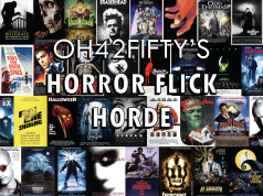 collage of horror movie posters