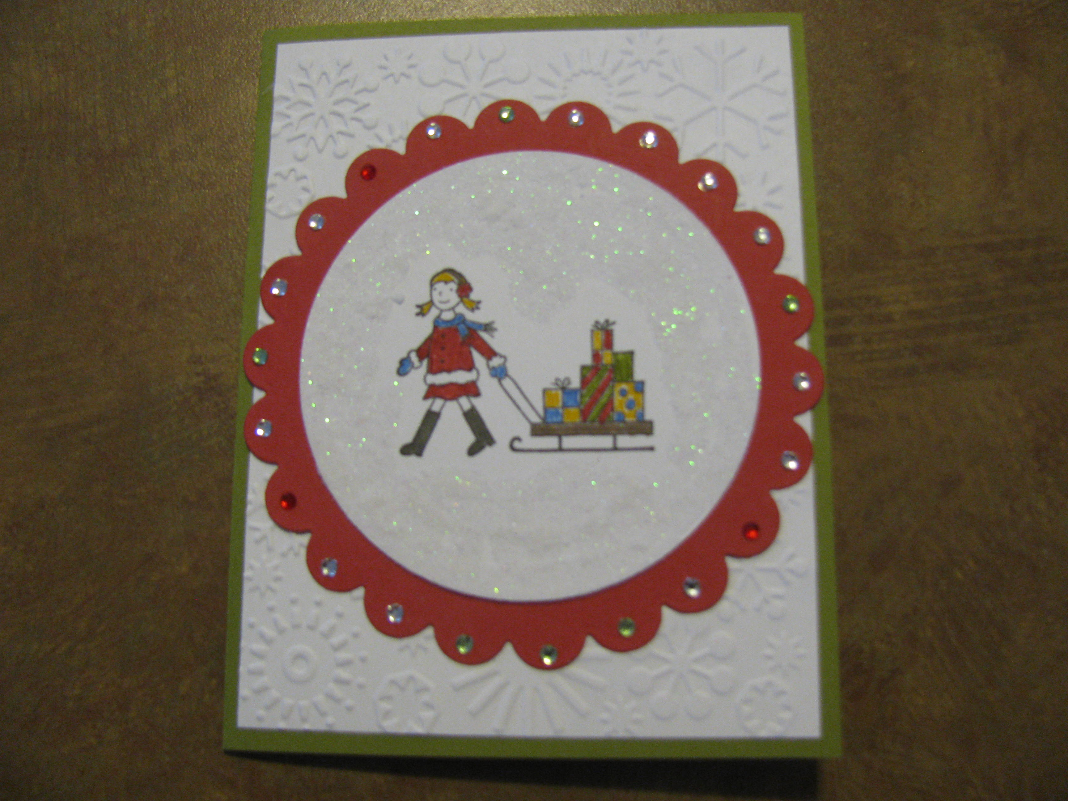 Handmade Christmas Cards Karens Cards Amp Ideas
