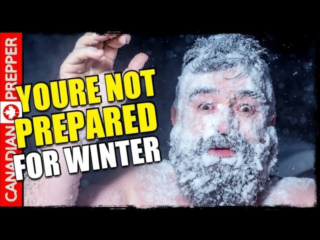 10 Steps to Survive A Winter Power Outage