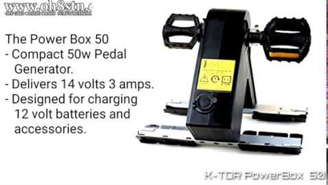 K-TOR Power Box 50