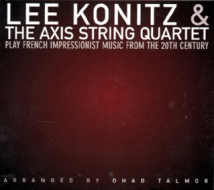 Lee Konitz&String 4tet - Play French Impressionists