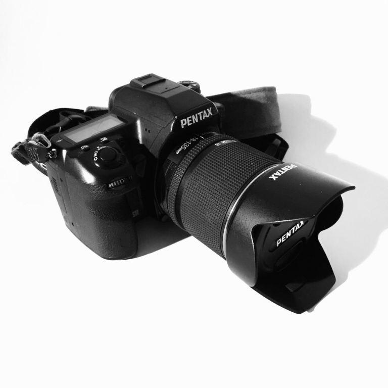 PENTAX K-5mark2 & smc PENTAX-DA 18-135mmF3.5-5.6ED