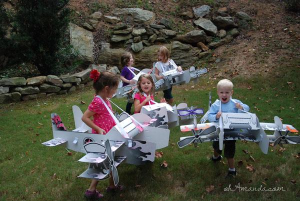 kids airplane costume best