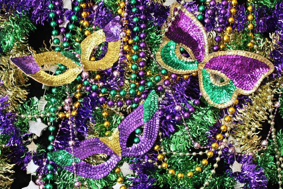 2019 Mardi Gras Crochet Round Up!