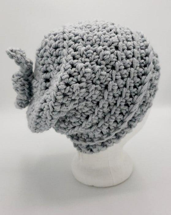 'Ohana Lava Knotted Slouch pattern