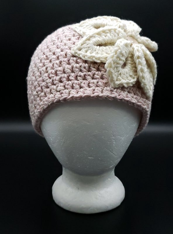 Read more about the article Yarn Bee Denim in Color Beanies