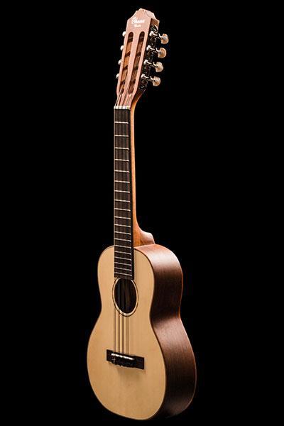 Ohana_ukuleles_spruce_and_mahogany_8_string_tenor_front_TK-70-8