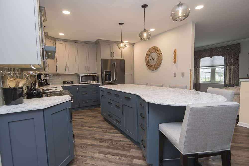 Transitional Kitchen - DOVER PA