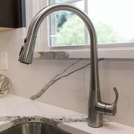 Kitchen Remodel - Faucets And Sinks