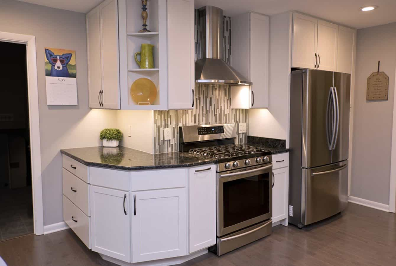 Modern Kitchen, Lutherville, MD