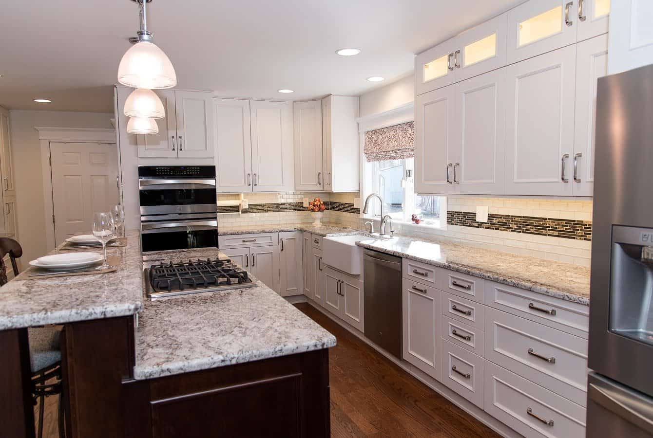 Transitional Kitchen, Glen Rock, PA