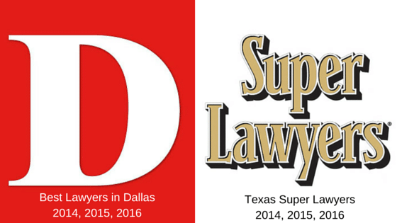 Tim O'Hare Named One of Texas' Best Lawyers by D Magazine and Texas Super Lawyers