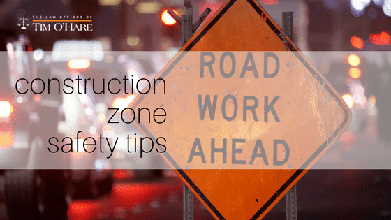 Road Work Ahead: Construction Zone Safety Tips from Dallas Car Accident Lawyer