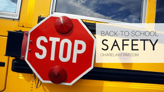 8 Back to School Tips To Keep Your Kids Safe