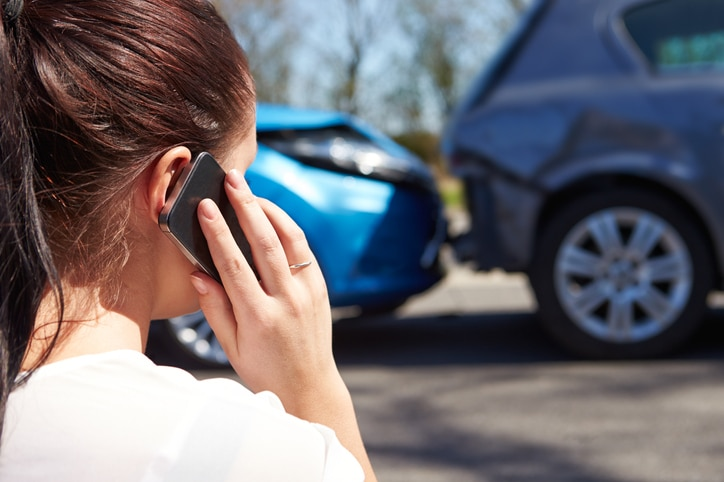 Document the Scene After a Car Wreck | Car Accident Lawyer Tim O'Hare