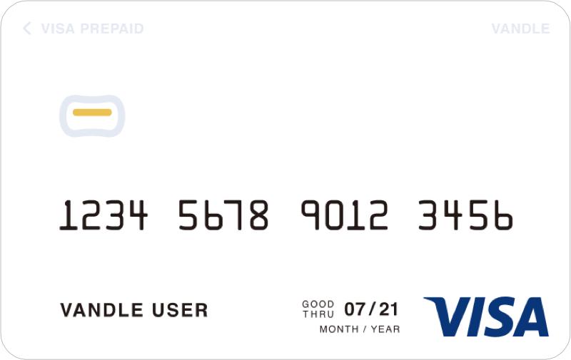 バンドルカードの登録、チャージ、利用方法