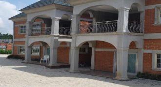 5-Bedroom Semi-Detached Duplex with 1 Room Boys Quarter and 2-Bedroom Guest Chalet