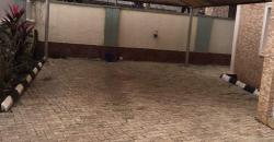 4 Bedroom Detached Duplex with 2 Room Boys' Quarter.