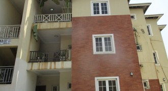 3 Bedroom Block of Flat  with 1 Room Boys' Quarter