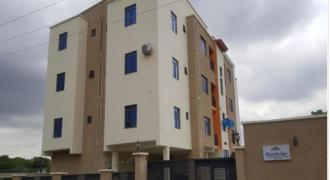 3 Bedroom Flat with 1 Room Boys' Quarter