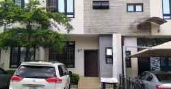 Well finished 4 Bedroom Terrace Duplex + 1 Room Boys' Quarter