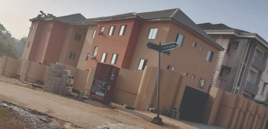 Newly Developed 3 Bedroom and 2 Bedroom Flat
