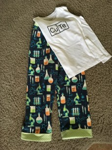 Science pjs