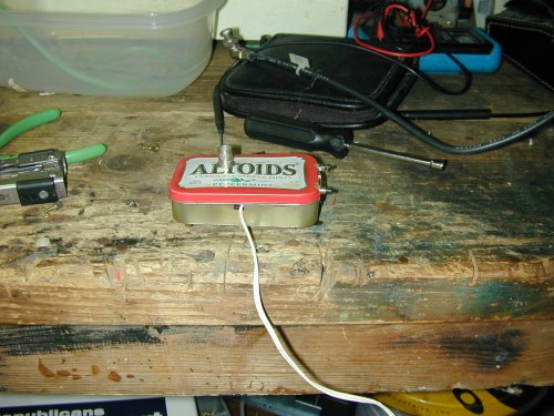 small resolution of altoid tin enclosure for the nixie clock driver