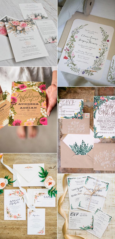 Rummy Garden Themed Wedding Invitations Oxsvitation Com Best