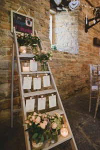 25 Perfect Wedding Decoration Ideas with Vintage Ladders ...