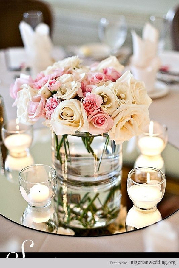 13 Brilliant Wedding Ideas to Use Mirrors  Oh Best Day Ever